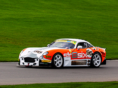 Car Racing Donington Park